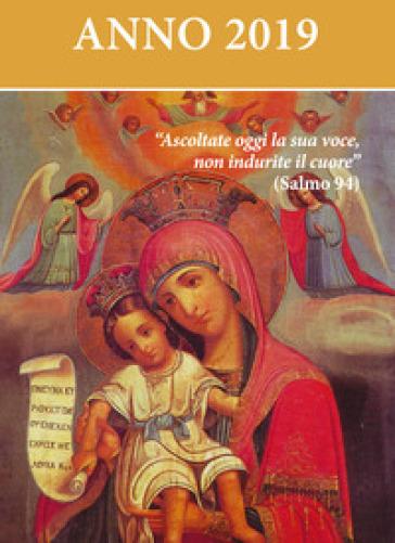Ascoltate oggi la sua voce 2019. Calendario liturgico. Maria madre di Dio