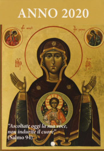 Ascoltate oggi la sua voce 2020. Calendario liturgico. Maria madre di Dio - V. Dagradi | Thecosgala.com