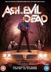 Ash Vs Evil Dead: The Complete First Season (DVD)(prodotto di importazione)
