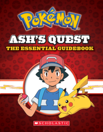 Ash's Quest: The Essential Handbook (Pokemon)