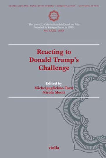 Asia maior (2018). 29: Reacting to Donald Trump's challenge - M. Torri | Kritjur.org