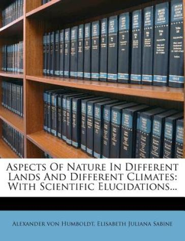 Aspects of Nature in Different Lands and Different Climates