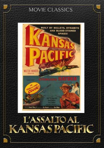 Assalto Al Kansas Pacific (L')(1Dvd)