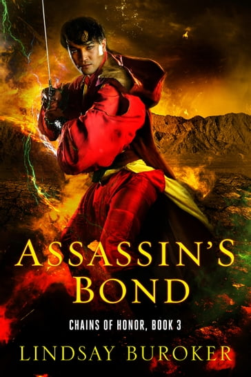 Assassin's Bond (Chains of Honor, Book 3)