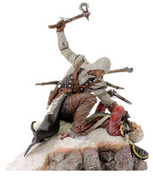 Assassin s Creed 3 Statua Connor Diorama