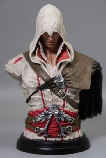 Assassin's Creed Busto di Ezio - - idee regalo - Mondadori ...