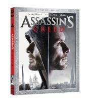 Assassin s creed (2 Blu-Ray)(2D+3D)