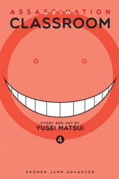 Assassination Classroom, Vol. 4