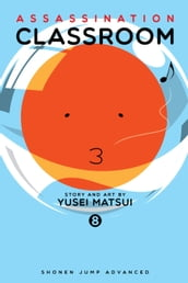 Assassination Classroom, Vol. 8