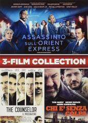 Assassinio Sull Orient Express / The Counselor / The Drop (3 Dvd)