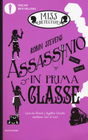 Assassinio in prima classe. Miss Detective. 3. - Robin Stevens |