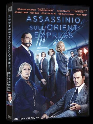 Assassinio sull'Orient Express (DVD)