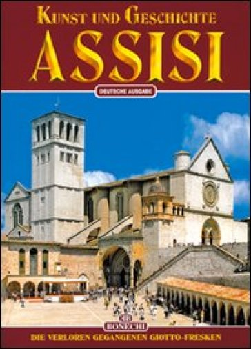 Assisi. Ediz. tedesca - Nicola Giandomenico |