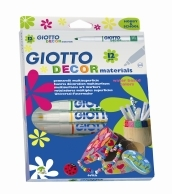 Ast 12 Giotto Decor Materials