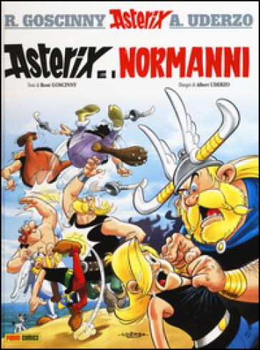 Asterix e i normanni. 9. - René Goscinny | Rochesterscifianimecon.com