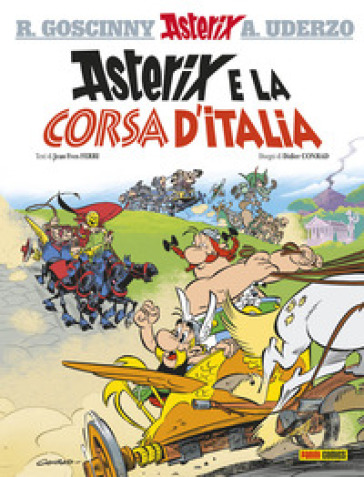 Asterix e la corsa d'Italia - Jean-Yves Ferri |