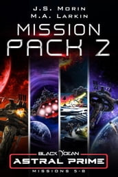 Astral Prime Mission Pack 2: Missions 5-8