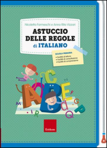 Astuccio delle regole di italiano - Nicoletta Farmeschi |