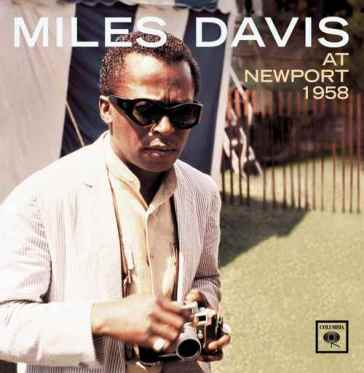 At the newport 1958 - Miles Davis ...