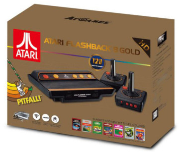 Atari Flashback 8 Gold HD (120 giochi)