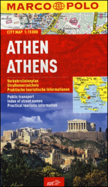Atene 1:15.000