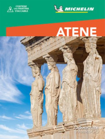 Atene. Con Carta geografica ripiegata