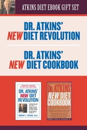 Atkins Diet eBook Gift Set (2 for 1)