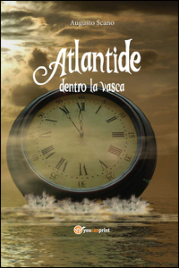 Atlantide dentro la vasca - Augusto Scano  