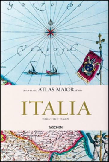 Atlas major of 1665. Italia - Ioannis Blaeu pdf epub