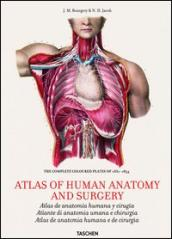 Atlas of human anatomy and surgery. Ediz. multilingue (2 vol.)