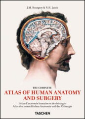 Atlas of human anatomy and surgery. Ediz. italiana, spagnola e portoghese