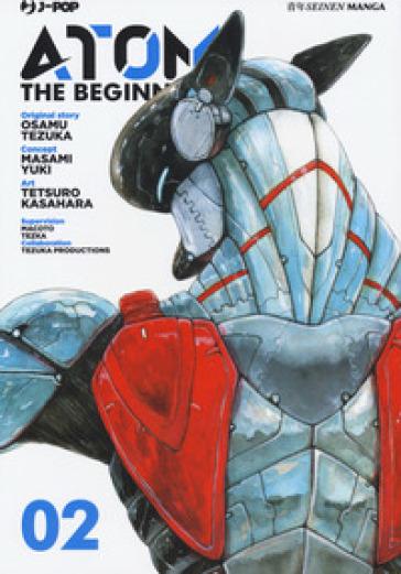 Atom. The beginning. 2. - Osamu Tezuka |