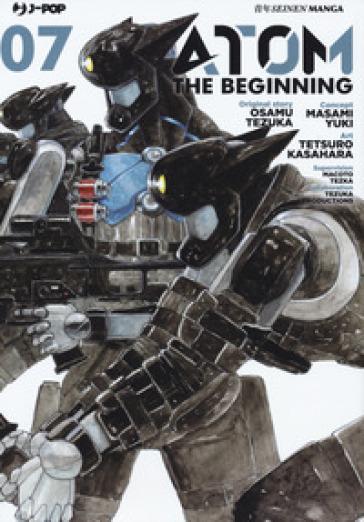 Atom. The beginning. 7. - Osamu Tezuka pdf epub