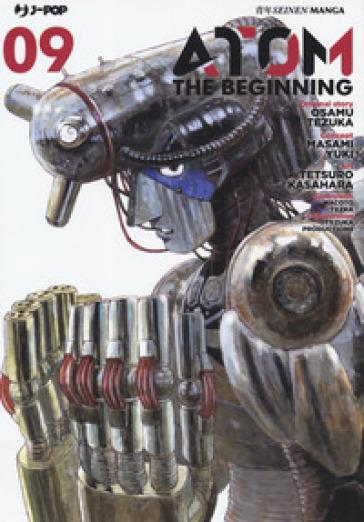 Atom. The beginning. 9. - Osamu Tezuka pdf epub