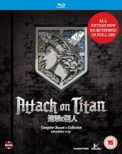 Attack On Titan: Complete Season One (Blu-Ray)(prodotto di importazione)