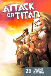 Attack on Titan 23