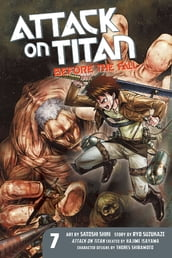 Attack on Titan: Before the Fall 7