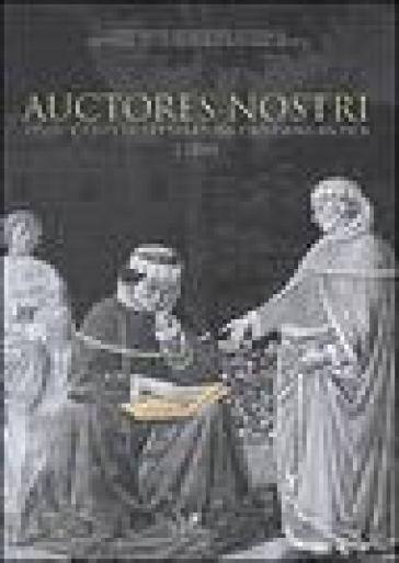 Auctores nostri. Studi e testi di letteratura cristiana antica (2004). 1.