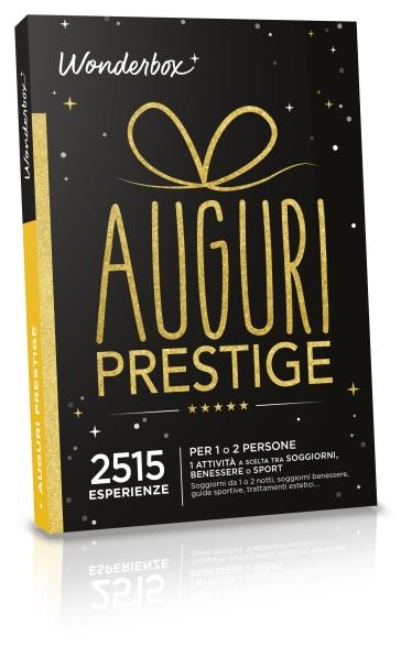 Auguri Prestige - Cofanetto regalo - Mondadori Store