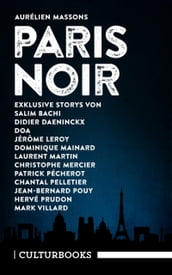 Aurélien Massons PARIS NOIR