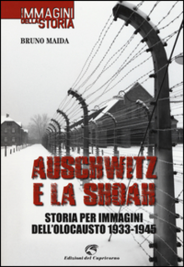 Auschwitz e la Shoah. Storia per immagini dell'olocausto (1933-1945). Ediz. illustrata - Bruno Maida | Jonathanterrington.com