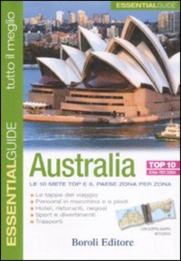 Australia - G. Riondino | Rochesterscifianimecon.com