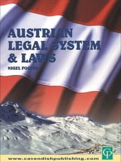Austrian Legal System and Laws