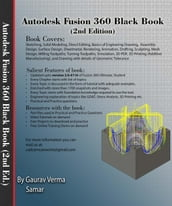 Autodesk Fusion 360 Black Book (2nd Edition) - Part 1
