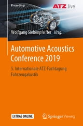 Automotive Acoustics Conference 2019