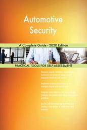 Automotive Security A Complete Guide - 2020 Edition