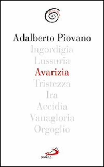 Avarizia - Adalberto Piovano   Jonathanterrington.com