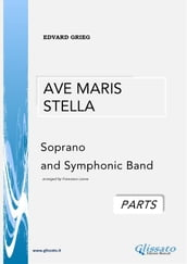 Ave Maris Stella - Soprano and Symphonic Band (parts)