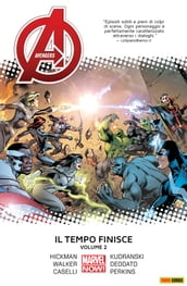 Avengers. Il tempo finisce 2 (Marvel Collection)