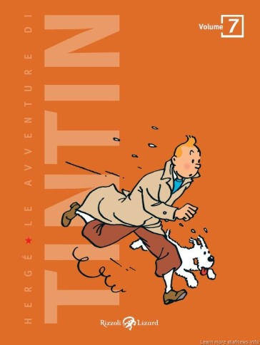 Avventure di Tintin (Le). Vol. 7 - Hergé |